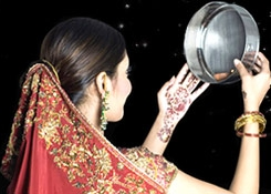 How to celebrate Karwa Chauth