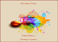 free diwali greeting