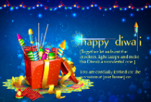 free diwali party invitation
